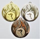 Plavání žena medaile D49-14
