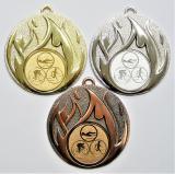 Triatlon medaile D49-74