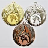 Judo medaile D49-77