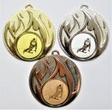 Slalom medaile D49-95