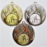 Běžky medaile D49-159