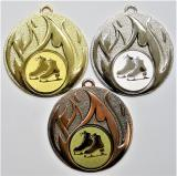 Krasobruslení medaile D49-160