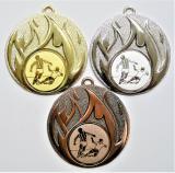 Fotbal medaile D49-168