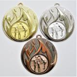 Volejbal medaile D49-A2