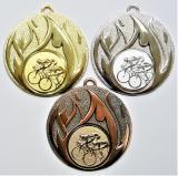 Cyklisti medaile D49-A16