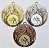 Běžky medaile D49-A46