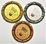 Badminton medaile D8D-34