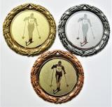 Běžky medaile D8D-96