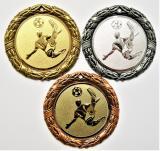 Nohejbal medaile D8D-183