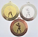 Baseball medaile DI7001-11