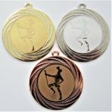 Mažoretky medaile DI7001-46