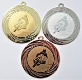 Silniční motorka medaile DI7001-76