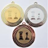 Šachy medaile DI7001-83