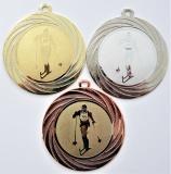 Běžky medaile DI7001-96