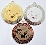 Pétanque medaile DI7001-129