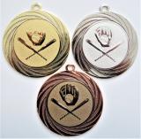 Baseball medaile DI7001-140