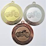 Motorka veterán medaile DI7001-154