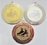 Krasobruslení medaile DI7001-160