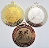 Florbal medaile DI7001-165