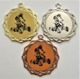 Čtyřkolka medaile DI7003-L34