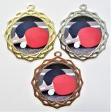 Stolní tenis medaile DI7003-L163