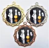 Kuželky medaile DI7003-L215