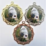 Ryba medaile DI7003-L221