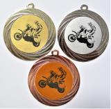 Sidecarcross medaile DI7001-L37