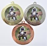 Čtyřkolka medaile DI7001-L110
