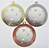 Florbal medaile DI7001-L123