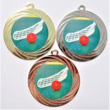 Florbal medaile DI7001-L125