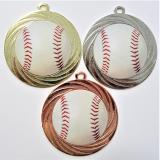 Baseball medaile DI7001-L126