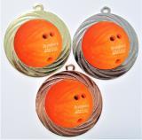 Bowling medaile DI7001-L149