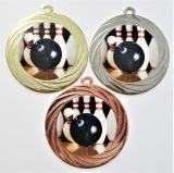 Bowling medaile DI7001-L150