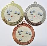 Pétanque medaile DI7001-L158