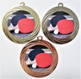 Stolní tenis medaile DI7001-L163
