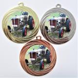 Traktor medaile DI7001-L168
