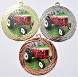 Traktor medaile DI7001-L169