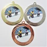 Motoskijöring medaile DI7001-L182