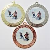 Motoskijöring medaile DI7001-L183