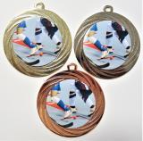 Hokejbal medaile DI7001-L187