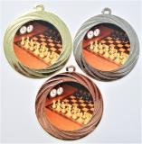 Šachy medaile DI7001-L222