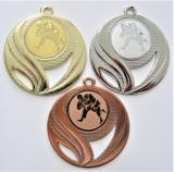 Judo medaile DI5006-77