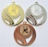Nohejbal medaile DI5006-186