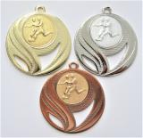 Fotbal medaile DI5006-A1