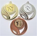 Karate medaile DI5006-A14