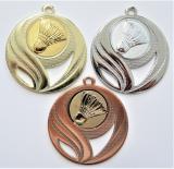Badminton medaile DI5006-A42