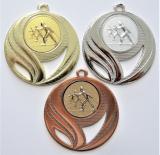 Běžky medaile DI5006-A46