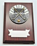 Pozemní hokej plaketa H122-G15-FG058