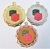 Kostky medaile DI7003-L57